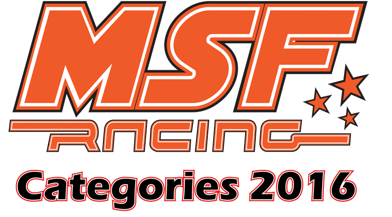 MSF Racing technical regs announced
