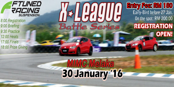 X-League Battle Series Round 1 : Keputusan