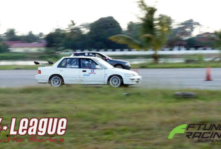 X-League Battle Series Rd.2 : JOKERLAP PENENTU KEMENANGAN