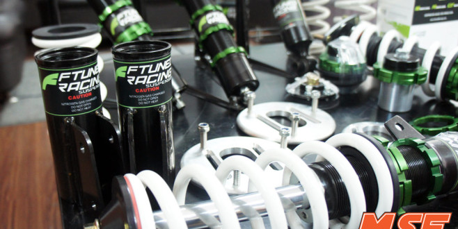 F-Tuned Racing Suspension – Racers Feedback