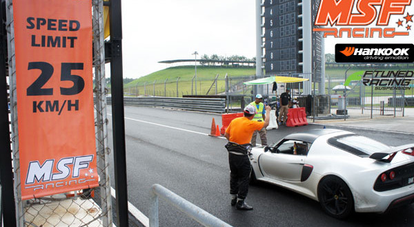 MSF Open Trackday
