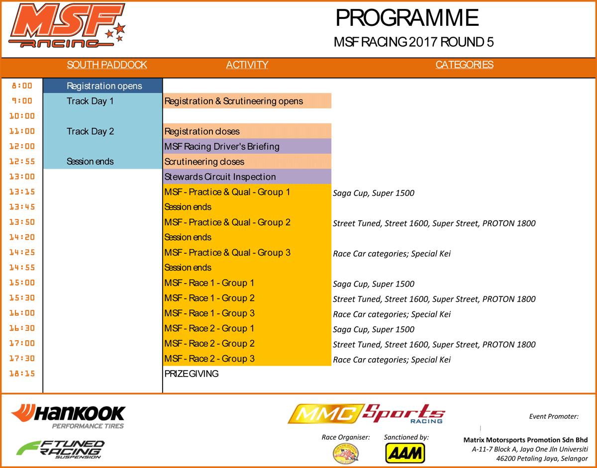 MSF2017-5-Program