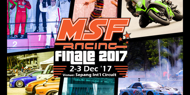 ANNOUNCING MSF FINALE 2017!