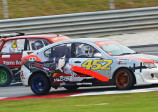 Race Cars 1600: #452 Shoots for Podium
