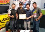Selamat Datang K-TECH Suspension Ke MSF Superbikes