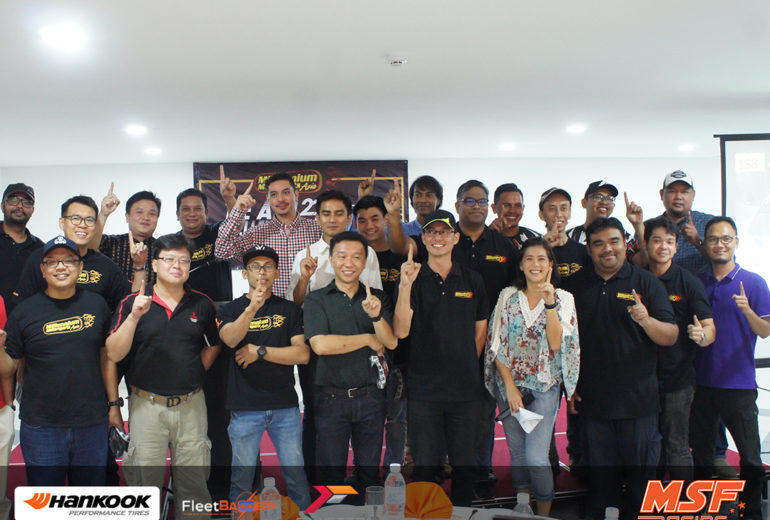 Millenium Motorsports launches new team for this year's season