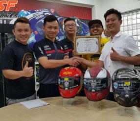 Selamat Datang HJC Malaysia Ke MSF Superbikes