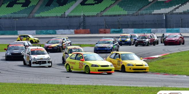 RaceCars 1800, Persaingan Rapat Top 4, Siapa Pegang Enduro?