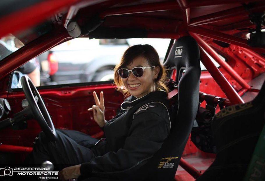 Ai San: The Girl Drifter from Singapore
