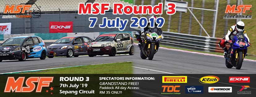 Msf Event Calendar 2019