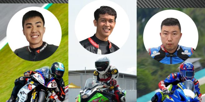 MSF Superbikes : Super 1000 Grp A, 3 Of The Best, Pusingan Penentu Kejuaraan