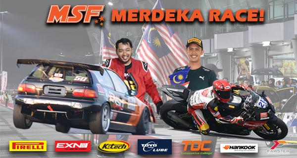 MSF Merdeka Race : Wenso Racing Muncul Pemenang di Sebalik Keributan Dan Kejutan Dari Jakarta