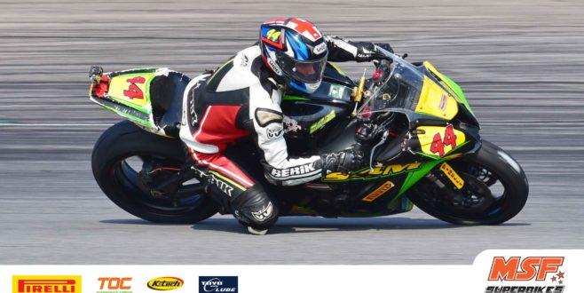 MSF Superbikes : Siapa Juara Super 1000 C, #44 Atau #707?